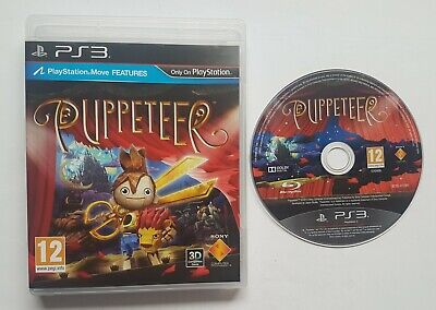 Puppeteer Ps3 Playstation 3 PAL UK