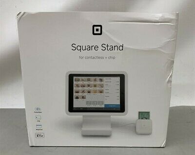 Square Stand for iPad with Contactless and Chip Reader, A-SKU-0453-02