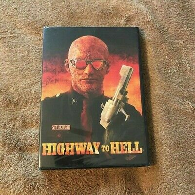 Kino Lorber HIGHWAY TO HELL DVD NEW! Chad Lowe Kristy Swanson horror cult