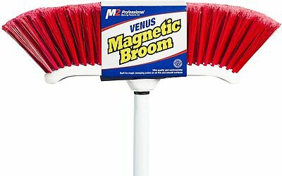 M2 INDOOR MAG BROOM 4SIN W HANDLE - 3 Unit(s) Where Each  Unit Is 1 PK