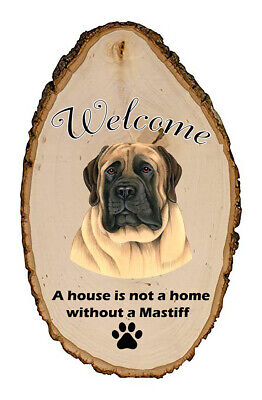 Outdoor Welcome Sign (TP) - Mastiff 94113
