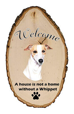 Outdoor Welcome Sign (TP) - Whippet 94062