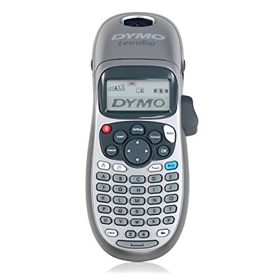 DYMO LetraTag LT-100H Handheld Label Maker for Office or Home 1749027, Colors