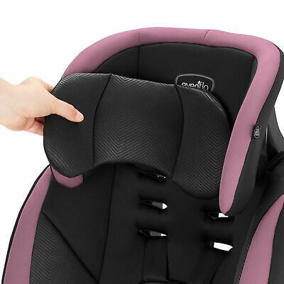 NEW Evenflo Maestro Sport Forward Facing Harness Toddler Child Booster Car Seat