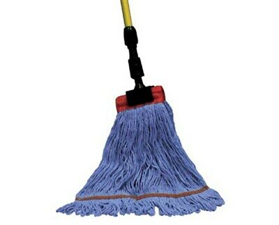 SYNTHETIC WET MOP WITH HANDLE - 1 Unit(s) Where Each  Unit Is 1 PK