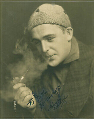Wallace Reid - Autographed Inscribed Photograph