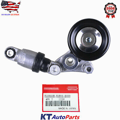 Serpentine Belt Tensioner Replacement for 25195388 55565236 Fit for Chevy Cruze Sonic Encore 1.4 GM