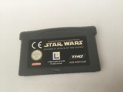 🌟Star Wars🌟Nintendo Game Boy Advance🌟Gba🌟Sp🌟Ds Lite🌟Fast Uk🇬🇧Postage🌟
