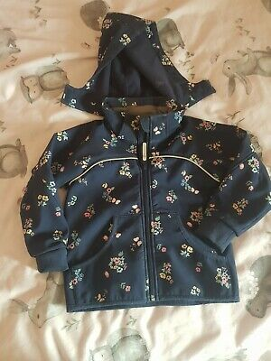 Girls H And M Softshell Jacket