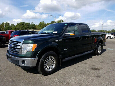 2014 Ford F-150 Lariat 2014 Ford F-150 Lariat Pickup Truck Used 3.5L V6 24V Automatic 4WD