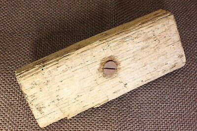old Weathered Wood turn latch Barn Outhouse Attic Shed screen door rustic 5 1/2""