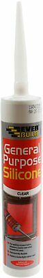 New Everbuild General Purpose Silicone 280ml Clear