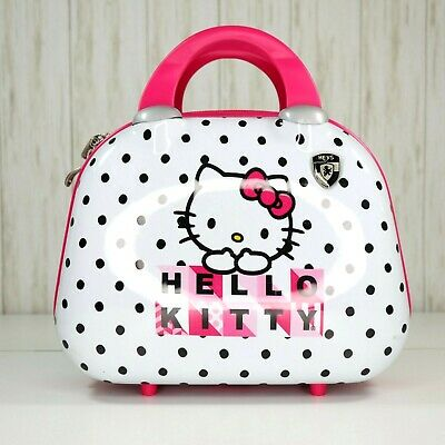 Heys Hello Kitty Hard Shell Case Girls Luggage Small Suitcase Travel Carry On