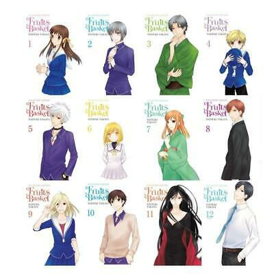 [NEW] Fruits Basket Collector's Edition 1-12