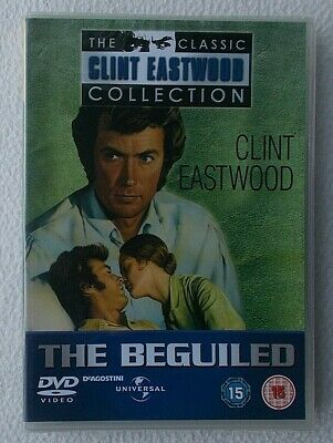 The Beguiled (1970) DVD ~ Clint Eastwood Geraldine Page ~ Brand New & Sealed