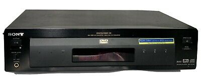 Sony DVP-S7700 DVD CD Player Dolby Digital Audiophile Reference 100% MINT CLEAN