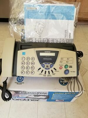 Brother 575 Fax Machine