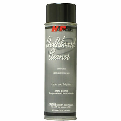 High Performance 19oz Chalkboard Cleaner - 12 Cans