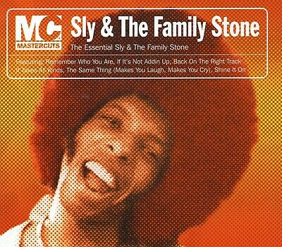 Sly And The Family Stone - The Essential (2005 CD) New & Sealed