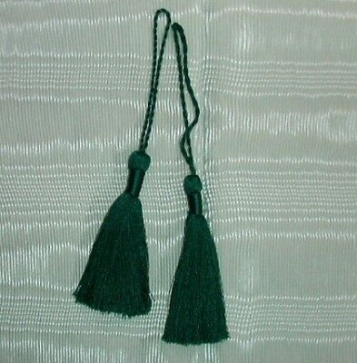 Tassels - Bottle Green