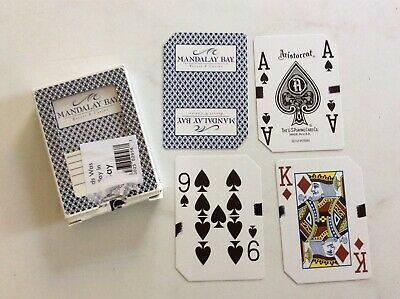 Pack Of Casino Used Playing Cards- Mandalay Bay
