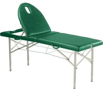 Therapy Table, Portable Massage Table, Variable Height, Head Part Adjustable