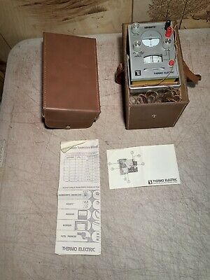 Vintage Thermo Electric (Minimite) With Carrying Case/Instructions