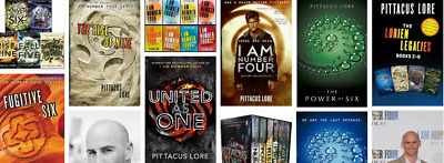 Pittacus Lore top ebook collection 20+ books epub mobi