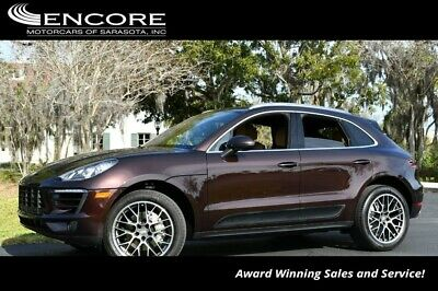 2017 Porsche Macan S AWD W/Premium Package and Navigation 2017 Macan SUV 35,855 Miles With warranty-Trades,Financing & Shipping