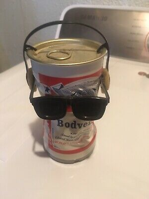 Coca-Cola Dancing Budweiser Beer Can