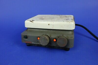 Corning Model PC-320 Laboratory Stirrer / Hot Plate / Tested Working