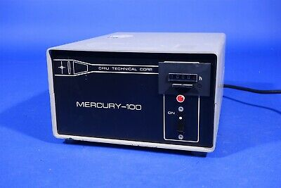 CHIU Mercury-100 Mercury Lamp Power Supply