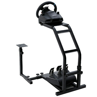 Racing Steering Wheel Stand Simulator gt gaming for ps4 logitech g29 g920 t300s