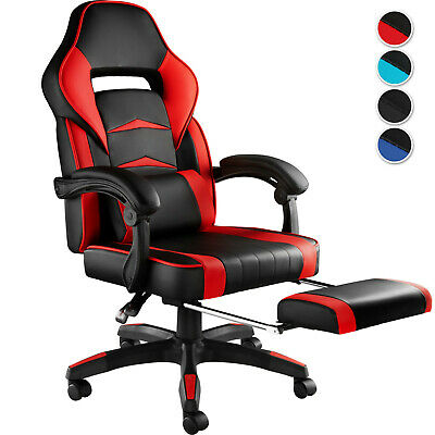 Computer Chair PC Office Executive Office Gamer Racing Ergonomic Rotatable New