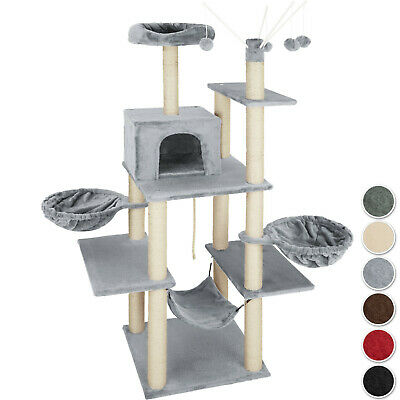 Cat tree Scratcher for Cats Lilou Scratching Post Toy Activity Centre Sisal Play