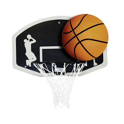 Charles Bentley Kids Basketball Ring Net And Ball Set Official Size 7 Basketball