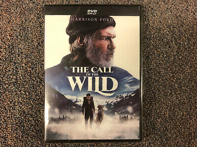 Call of the Wild (DVD, 2020) NEW Factory Sealed