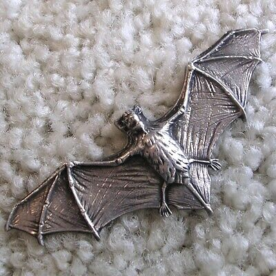 Vintage Bat button, from Tender Buttons in New York
