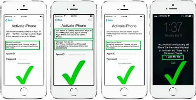 Express iCloud Unlock Removal Service for Activation Lock Apple ID iPhone iPad