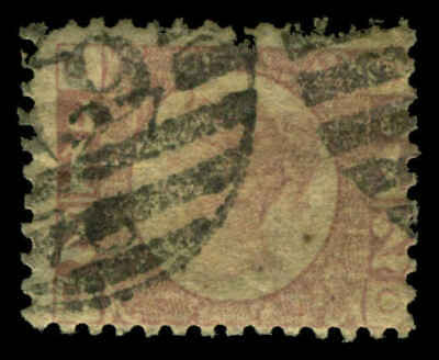 Great Britain Scott #58 SG #49 Plate #3 Used