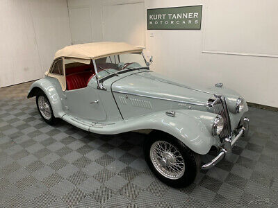 1955 MG T-Series 1955 MG TF 1500 ROADSTER. MATCHING NUMBERS ENGINE. 1955 MG TF 1500 ROADSTER. WELL-PRESERVED ORIGINAL CALIFORNIA BLACK PLATE CAR.