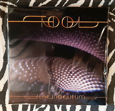 TOOL 2LP Fear Inoculum - Picture Disc - A Perfect Circle SEALED / RARE / NEW