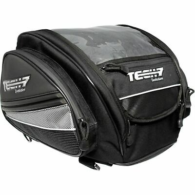 Tech 7 Evolution Sport Motorcycle Lightweight Luggage Tank Bag - 18 Litre (C)