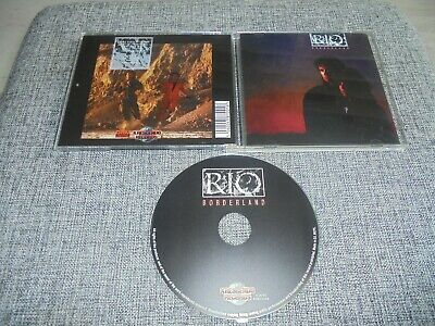 CD  RIO - Borderland  AOR  2010   KRESCENDO RECORDS  Rar