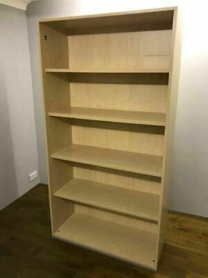 Tall Bookcase in Maple