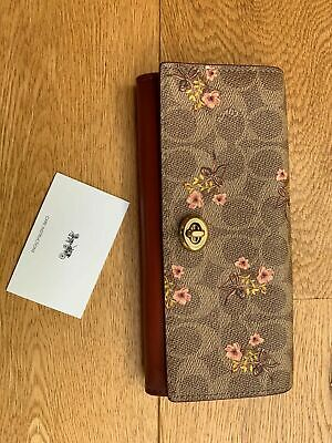 100% original COACH wallet and umbrella