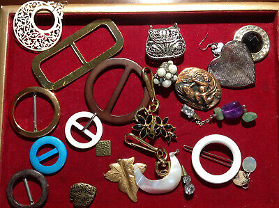 Job Lot Of Vintage Items Drawer Clear Out.