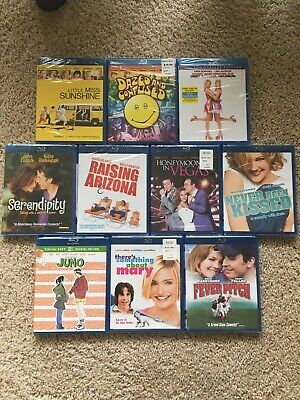 Comedy Blu-ray Movies (BRAND NEW, SEALED, NEVER BEEN OPENED/USED)