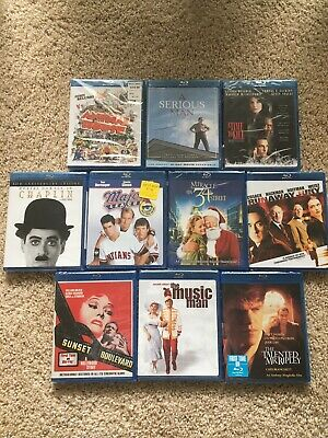 Blu-ray Movies (BRAND NEW, SEALED, NEVER BEEN USED/OPEN)