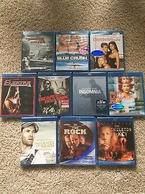 Blu-ray Movies (BRAND NEW, SEALED, AND NEVER BEEN USED/OPEN)